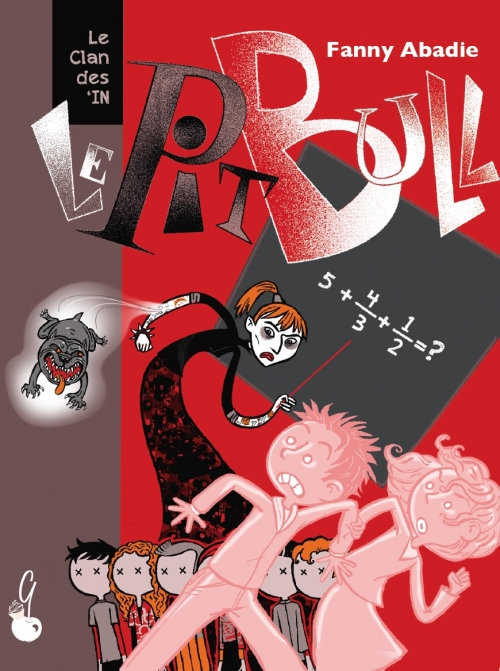 Couverture Le clan des In', tome 1 : Le pitbull