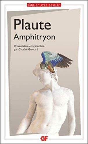 Couverture Amphitryon