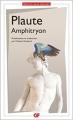 Couverture Amphitryon Editions Flammarion (GF) 2017