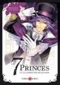 Couverture Les 7 princes et le labyrinthe millénaire, tome 3 Editions Doki Doki 2017