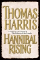 Couverture Hannibal Lecter : Les origines du mal Editions Arrow Books 2007