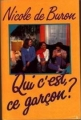 Couverture Qui c'est ce garçon ? Editions France Loisirs 1985