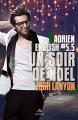Couverture Adrien English, tome 5.5 : Un soir de Noël Editions MxM Bookmark 2017