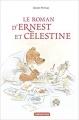 Couverture Le roman d'Ernest et Célestine Editions Casterman 2017