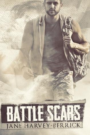 Couverture Battle scars