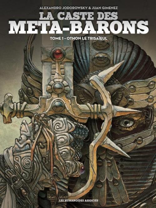 Couverture La caste des Méta-Barons, tome 1 : Othon le trisaïeul