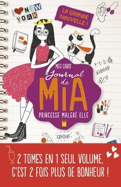 Couverture Journal de Mia, princesse malgré elle (doubles), tome 1 : La grande nouvelle !, Premiers pas