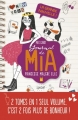 Couverture Journal de Mia, princesse malgré elle (doubles), tome 1 : La grande nouvelle !, Premiers pas Editions France Loisirs 2017