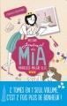 Couverture Journal de Mia, princesse malgré elle (doubles), tome 3 : L'anniversaire, Rebelle et romantique Editions France Loisirs 2017