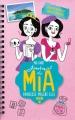 Couverture Journal de Mia, princesse malgré elle (doubles), tome 4 : Petite fête et gros tracas, De l'orage dans l'air Editions France Loisirs 2017