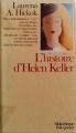 Couverture L'histoire d'Helen Keller Editions Folio  (Junior) 1982