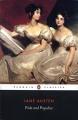 Couverture Orgueil et préjugés, abrégé Editions Penguin books (Classics) 2003
