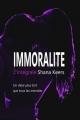 Couverture Immoralité, intégrale Editions Autoédité 2017