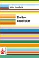 Couverture Les cinq pépins d'orange Editions CreateSpace 2015