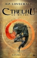 Couverture Cthulhu : Le mythe, tome 2 Editions Bragelonne (L'Ombre) 2015