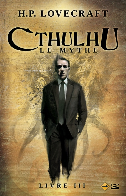 Couverture Cthulhu : Le mythe, tome 3