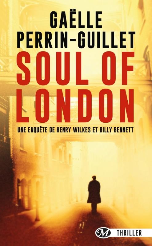 Couverture Soul of London