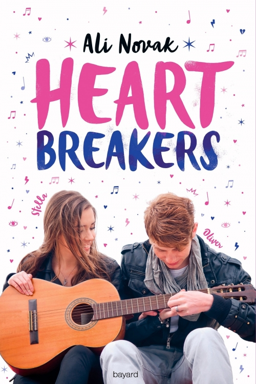 Couverture Heartbreakers, tome 1