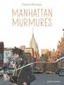 Couverture Manhattan murmures Editions Vents d'ouest 2017