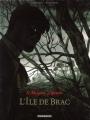 Couverture Le marquis d'Anaon, tome 1 : L'île de Brac Editions Dargaud 2008