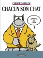 Couverture Le Chat, tome 21 : Chacun son chat Editions Casterman 2017