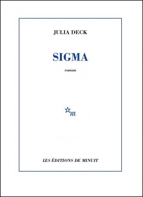 Couverture Sigma
