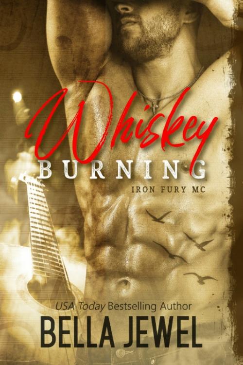 Couverture Iron fury MC, book 1: Whiskey burning
