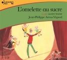 Couverture Histoires des Jean-Quelque-Chose, tome 1 : L'Omelette au sucre Editions Gallimard  (Ecoutez lire - Jeunesse) 2008