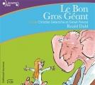 Couverture Le Bon Gros Géant / Le BGG : Le Bon Gros Géant Editions Gallimard  (Écoutez lire - Jeunesse) 2013