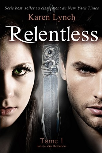 Couverture Relentless, tome 1