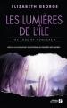 Couverture The Edge of Nowhere, tome 4 : Les Lumières de l'île Editions Presses de la cité (Sang d'encre) 2017