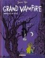 Couverture Grand vampire, tome 2 : Mortelles en tête Editions Delcourt (Machination) 2002