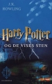 Couverture Harry Potter, tome 1 : Harry Potter à l'école des sorciers Editions Gyldendal 2004