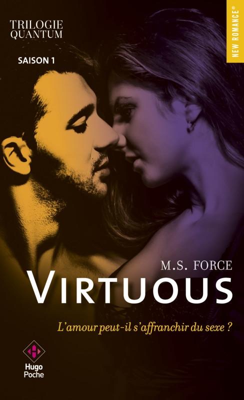 Couverture Quantum, tome 1 : Virtuous