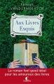 Couverture Les livres exquis / Aux livres exquis Editions Charleston 2017