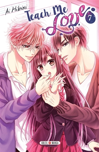 Couverture Teach me love, tome 07