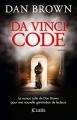 Couverture Robert Langdon, tome 2 : Da Vinci code Editions JC Lattès 2016