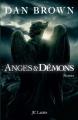 Couverture Robert Langdon, tome 1 : Anges & démons / Anges et démons Editions JC Lattès 2005