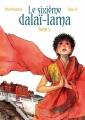 Couverture Le sixième Dalaï-Lama, tome 2 Editions Fei 2017