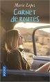 Couverture Carnet de routes Editions Pocket 2017