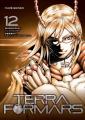 Couverture Terra Formars, tome 12 Editions Kazé (Seinen) 2015