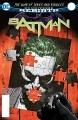 Couverture Batman Rebirth, tome 4 : La Guerre des rires et des énigmes Editions DC Comics 2017