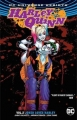 Couverture Harley Quinn Rebirth, tome 2 : Le Joker aime Harley Editions DC Comics 2017