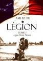 Couverture Légion, tome 1 : Legio patria nostra Editions Autoédité 2017