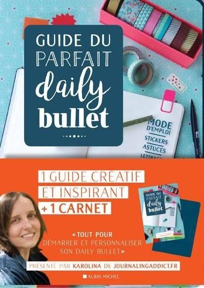 Couverture Guide du parfait daily bullet