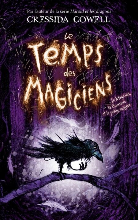 Couverture Le temps des magiciens, tome 1