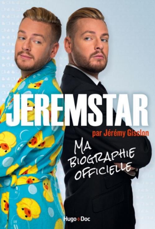 Couverture Jeremstar : Ma biographie officielle