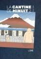 Couverture La cantine de minuit, tome 02 Editions Le lézard noir 2017
