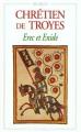 Couverture Erec et Enide Editions Flammarion (GF - Bilingue) 1993