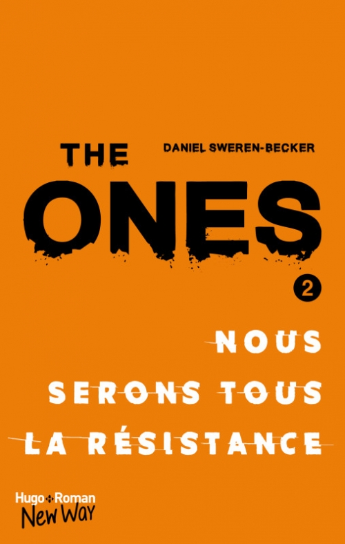 Couverture The ones, tome 2
